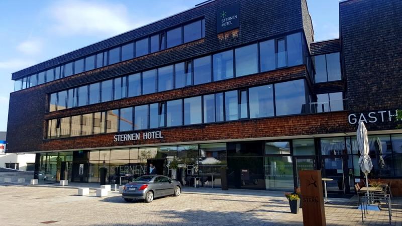 Hotel Sternen - außen