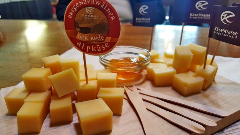 Käsestraße Bregenzerwald - Tasting