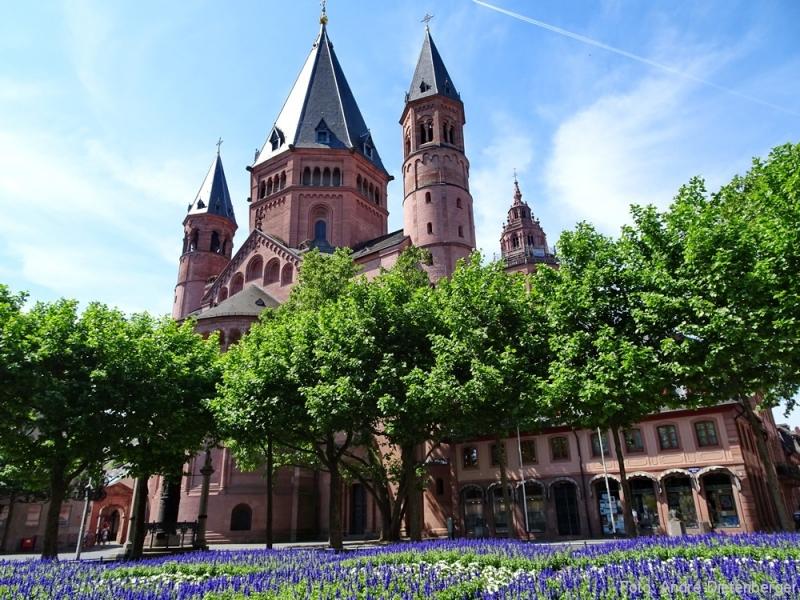 Hoher Dom St. Martin zu Mainz