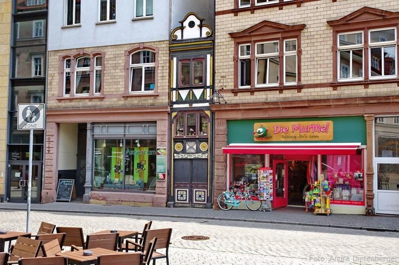 Eisenach - Schmales Haus