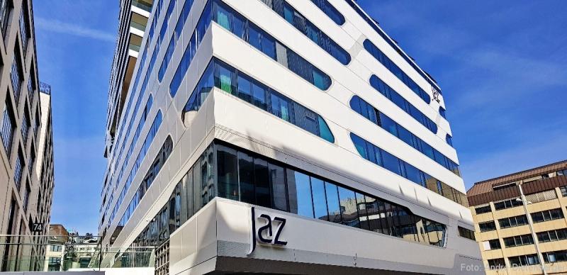 Jaz Stuttgart @ Cloud No.7