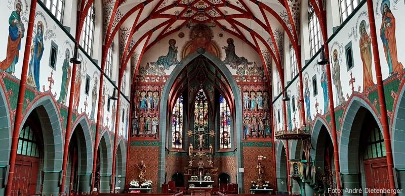 Georgskirche - Innen