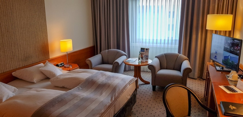 Maritim Airport Hotel Hannover - Zimmer