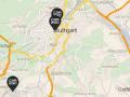Car2Go Black App Parkspots