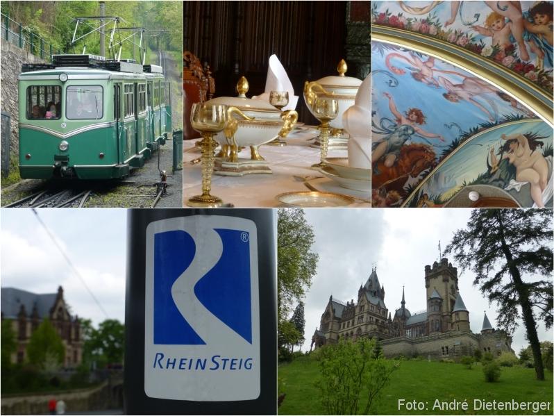 Bonn - Drachenfelsbahn