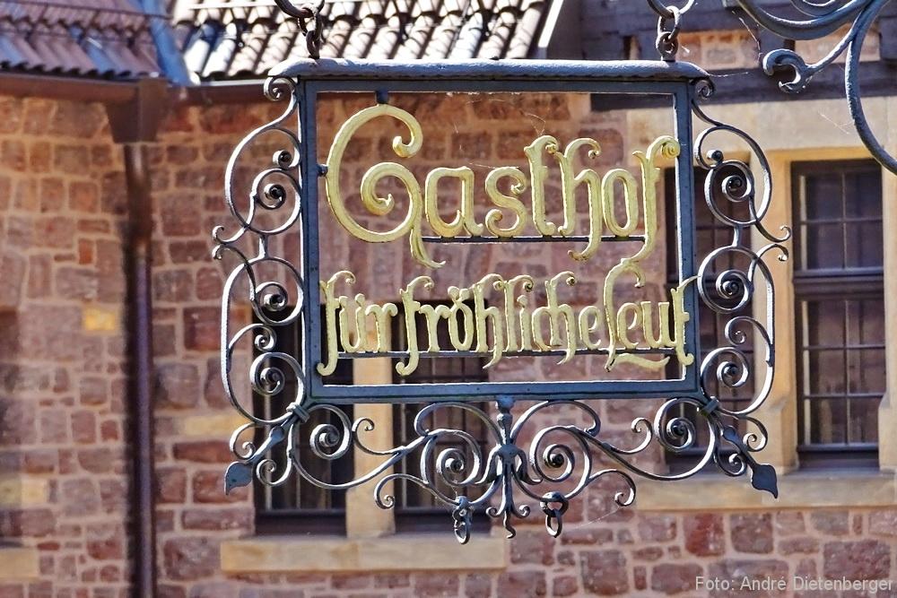 Hotel Wartburg - Gasthof für fröhliche Leut