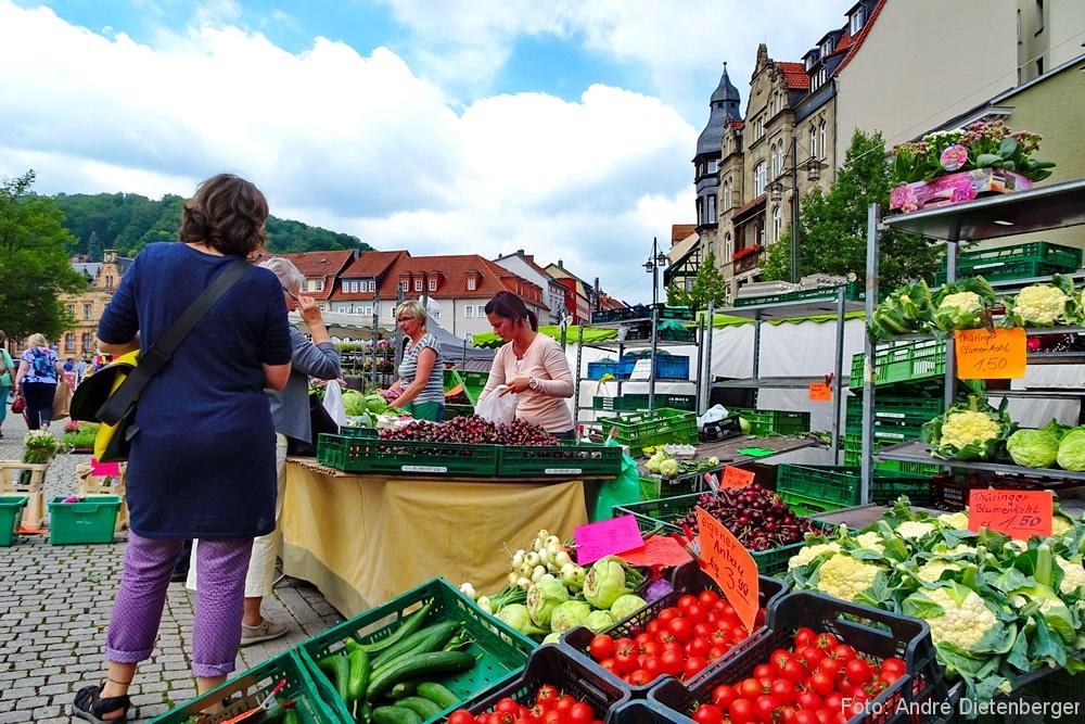 Eisenach - Markt