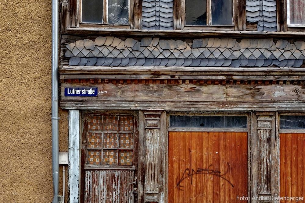 Eisenach - Lutherstraße