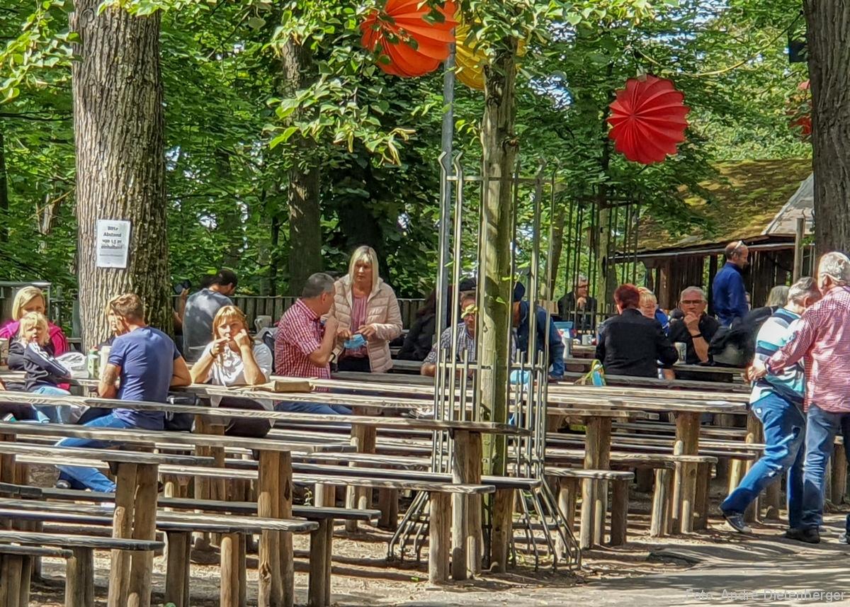 Biergarten am Burgberg