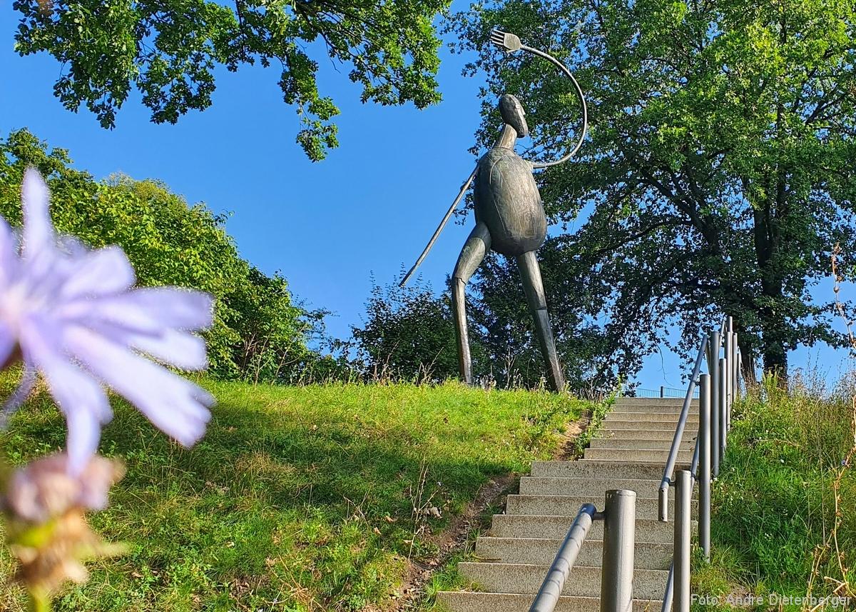 Skulpturengarten am Burgberg