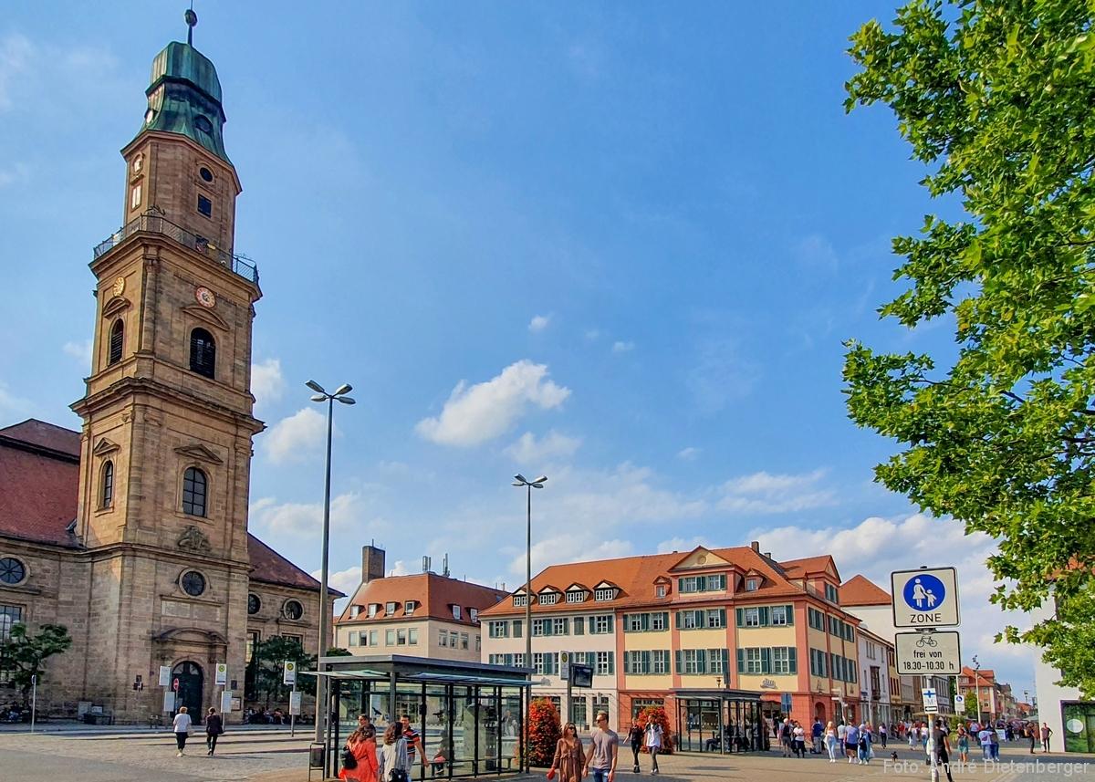 Hugenottenkirche Erlangen