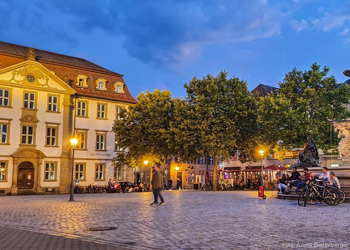 Palais Stutterheim Erlangen am Marktplpatz