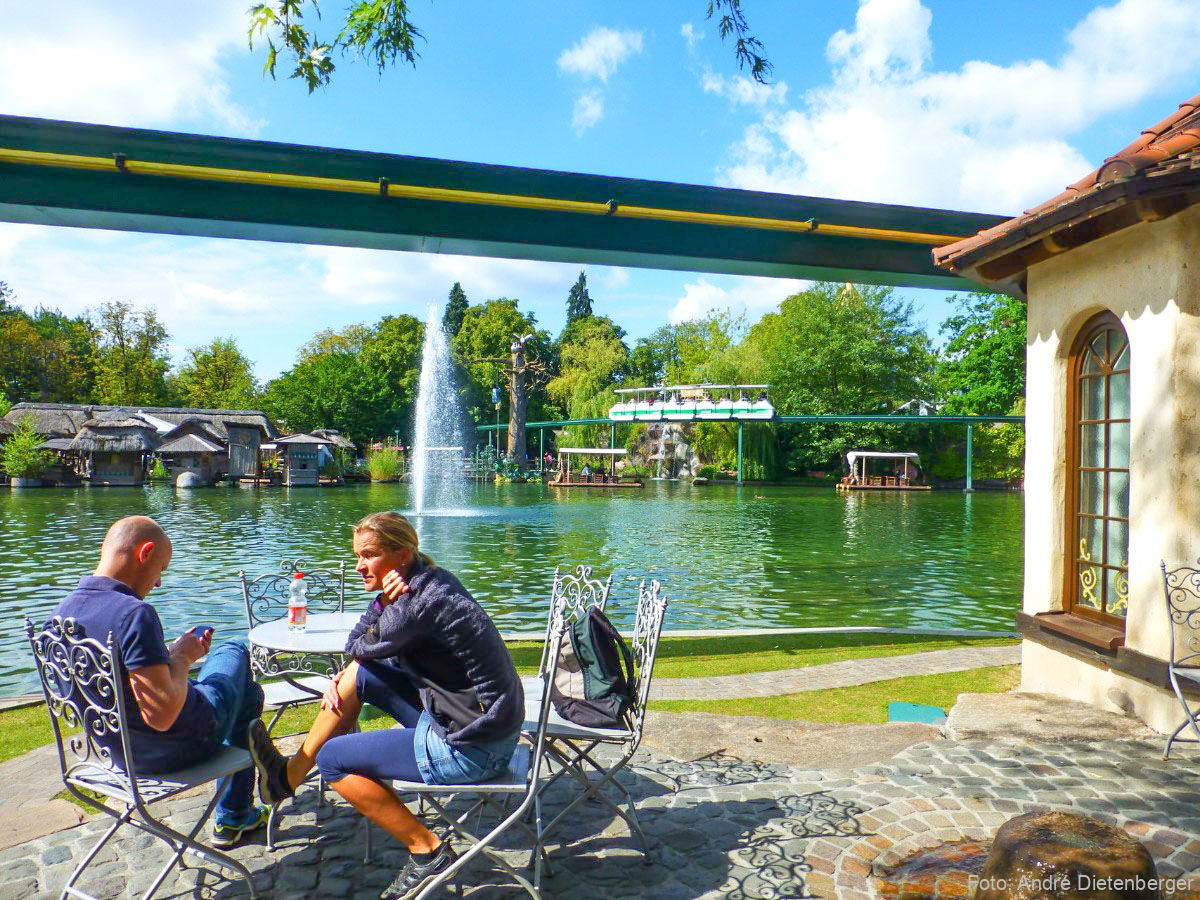 Europa-Park - Entspannen
