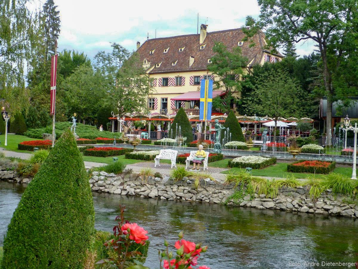 Europa-Park - Schloss Balthasar