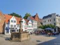Nordermarkt Brunnen