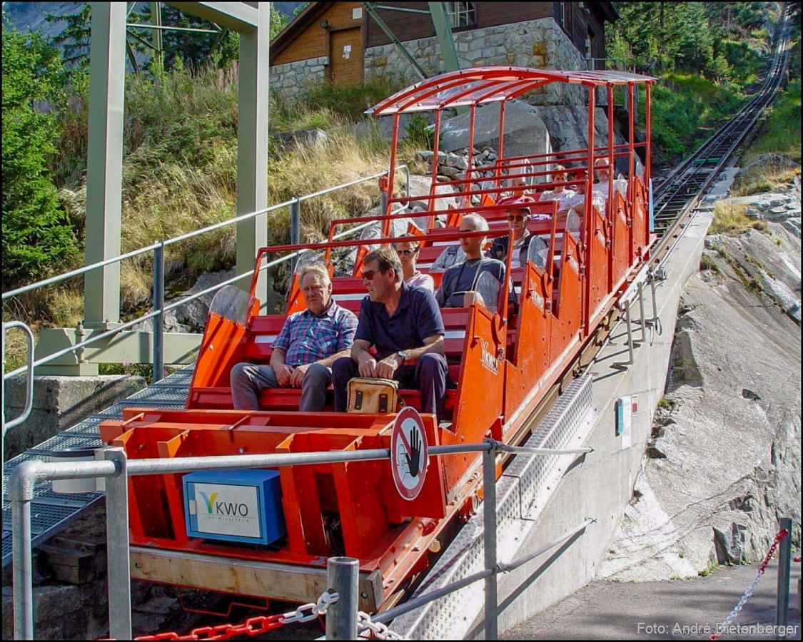 Gelmerbahn Talstation