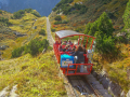 Gelmerbahn Beginn Talfahrt