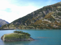 Gelmersee Insel