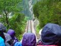 Gelmerbahn Talfahrt