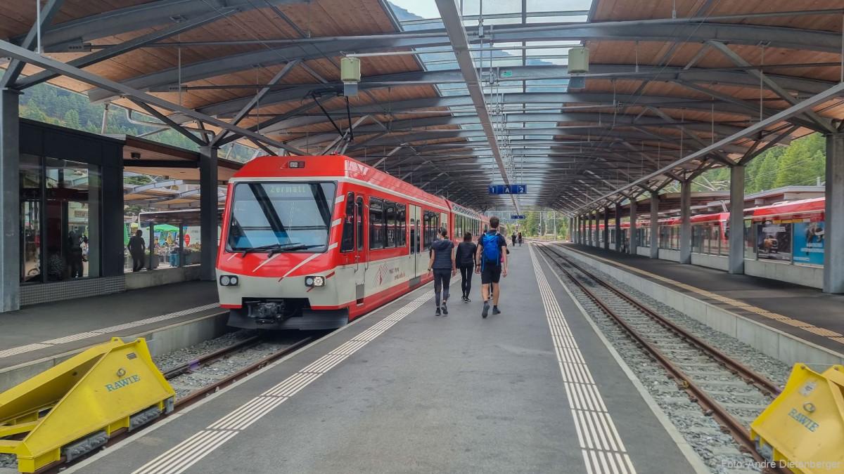 Bahnhof Täsch