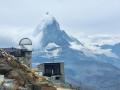 Matterhorn mit Stellarium Gornergrat