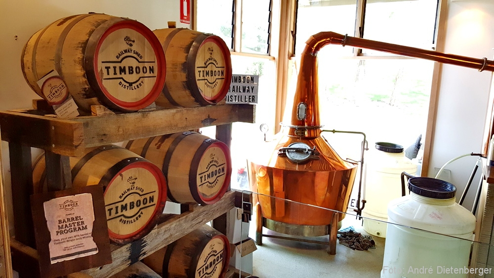 Timboon Railway Shed Distillery