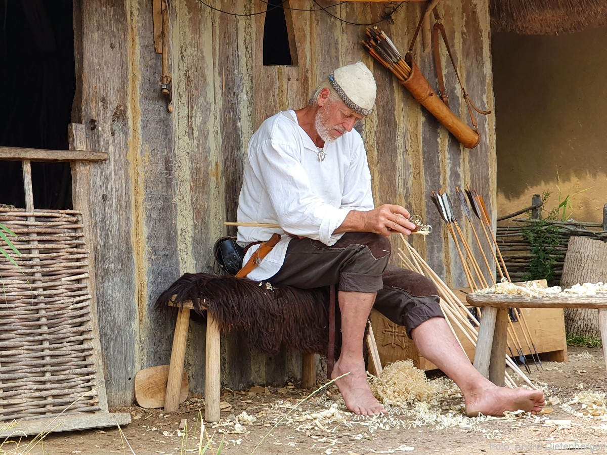Wikinger Siedlung Haithabu - Bewohner