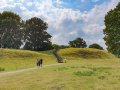 Wikinger Siedlung Haithabu - Grenzwall Danewerk