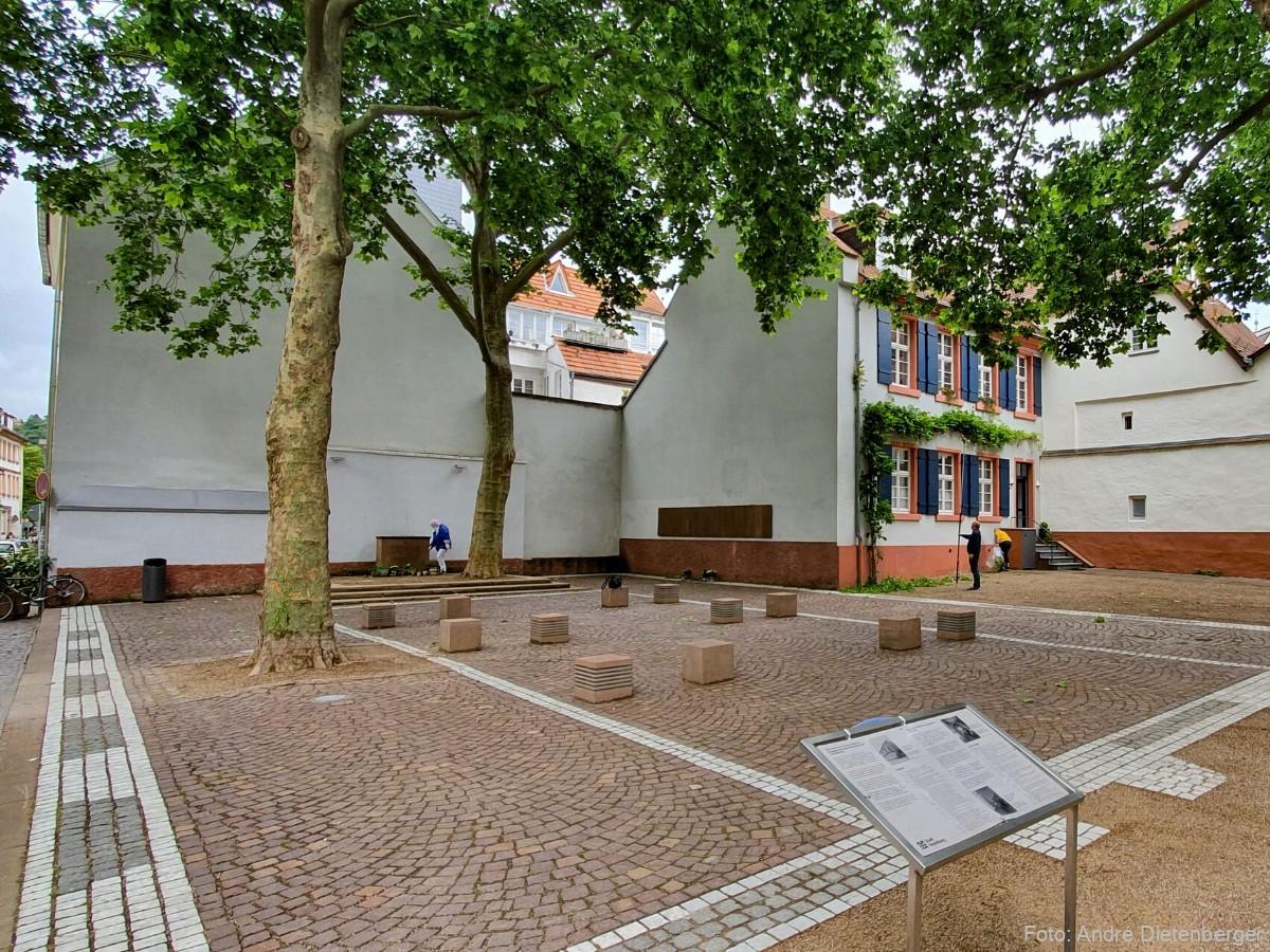 Gedenkstätte Alte Synagoge