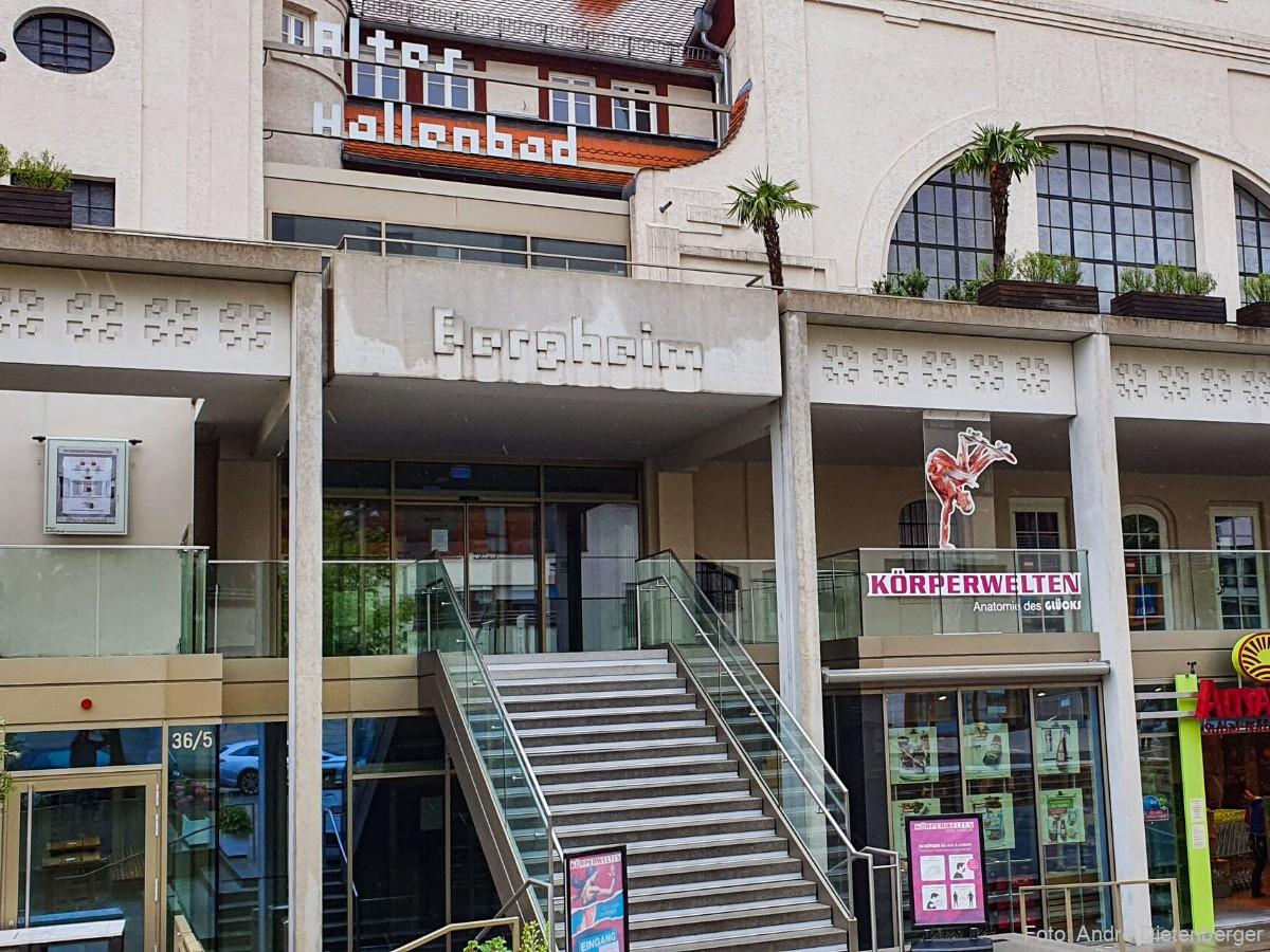 Altes Hallenbad Heidelberg