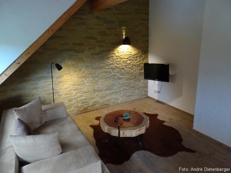 Kuckucksnest - Wohnbereich