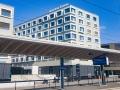 arcona LIVING SCHAFFHAUSEN und Bahnhof Schaffhausen