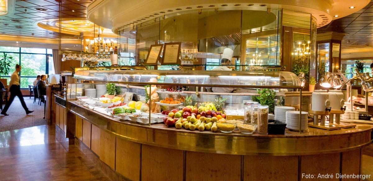 Maritim Airport Hotel Hannover - Frühstücksbuffet