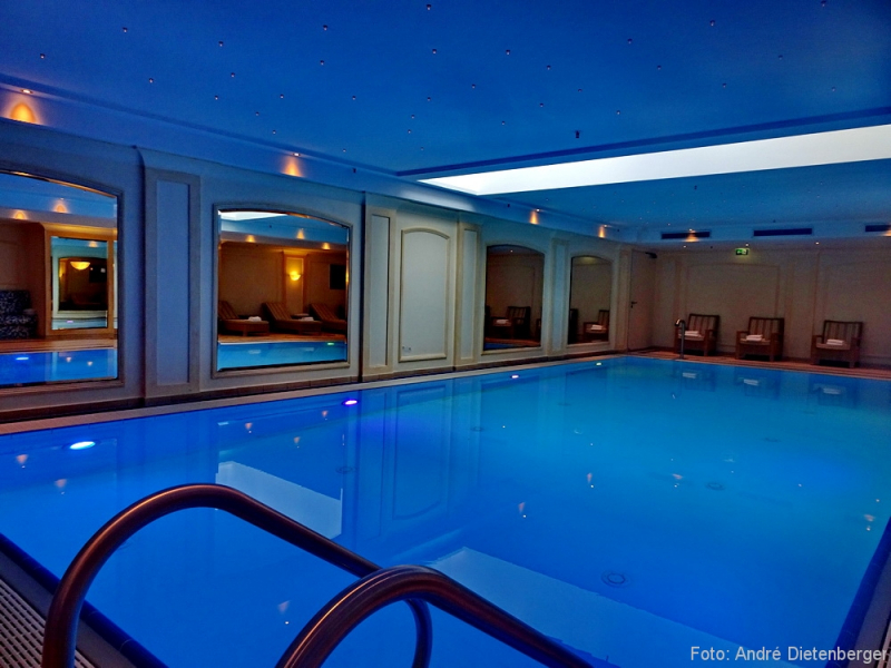 maritim Berlin - Pool