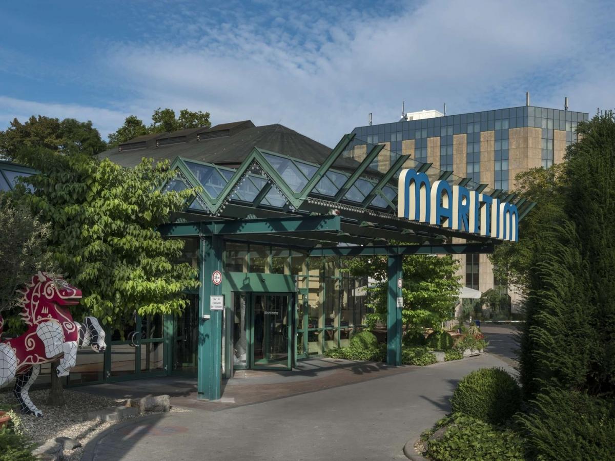 Wellness Oase Stuttgart hotel check maritim hotel stuttgart reise blögle