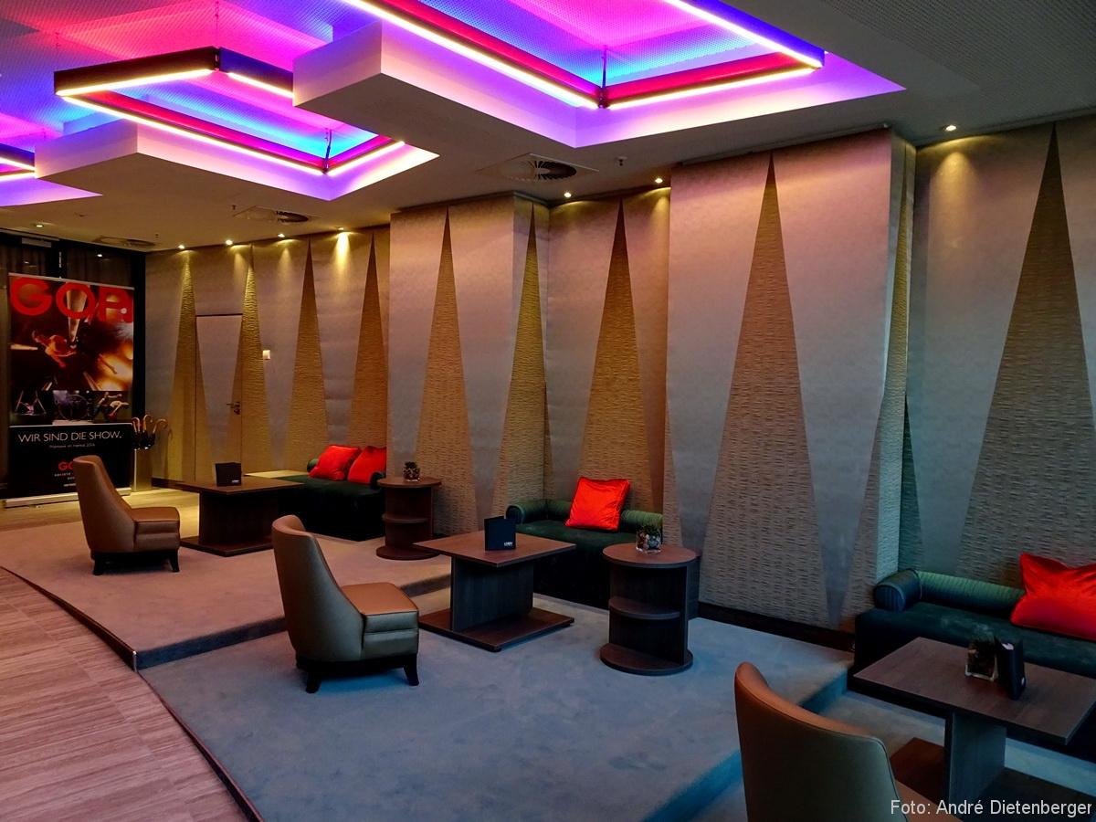 Hotel Check Bonn Marriott World Conference Hotel Reise