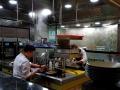 Bonn Marriott - kleine Küche im 17. Stock