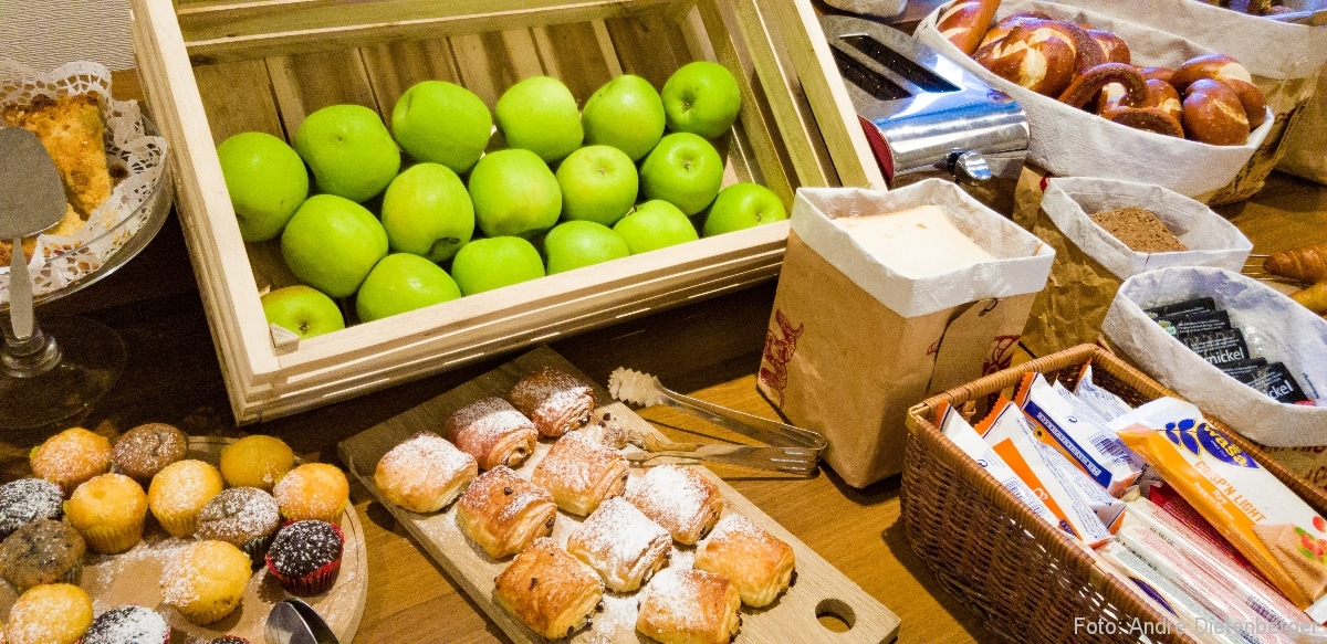 Badischer Hof - Obst und Backwaren