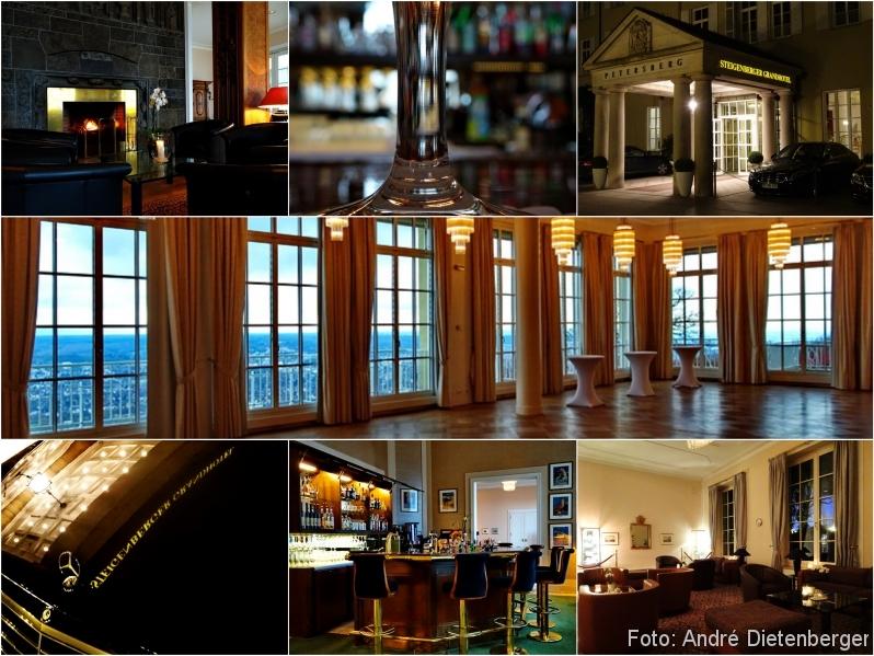 Grandhotel Petersberg - Das Hotel