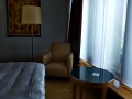 Swissotel - Zimmer gemütlich