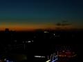 Swissotel - Zimmer Sonnenuntergang