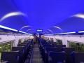 ICE 4 - Beleuchtungskonzept Blau