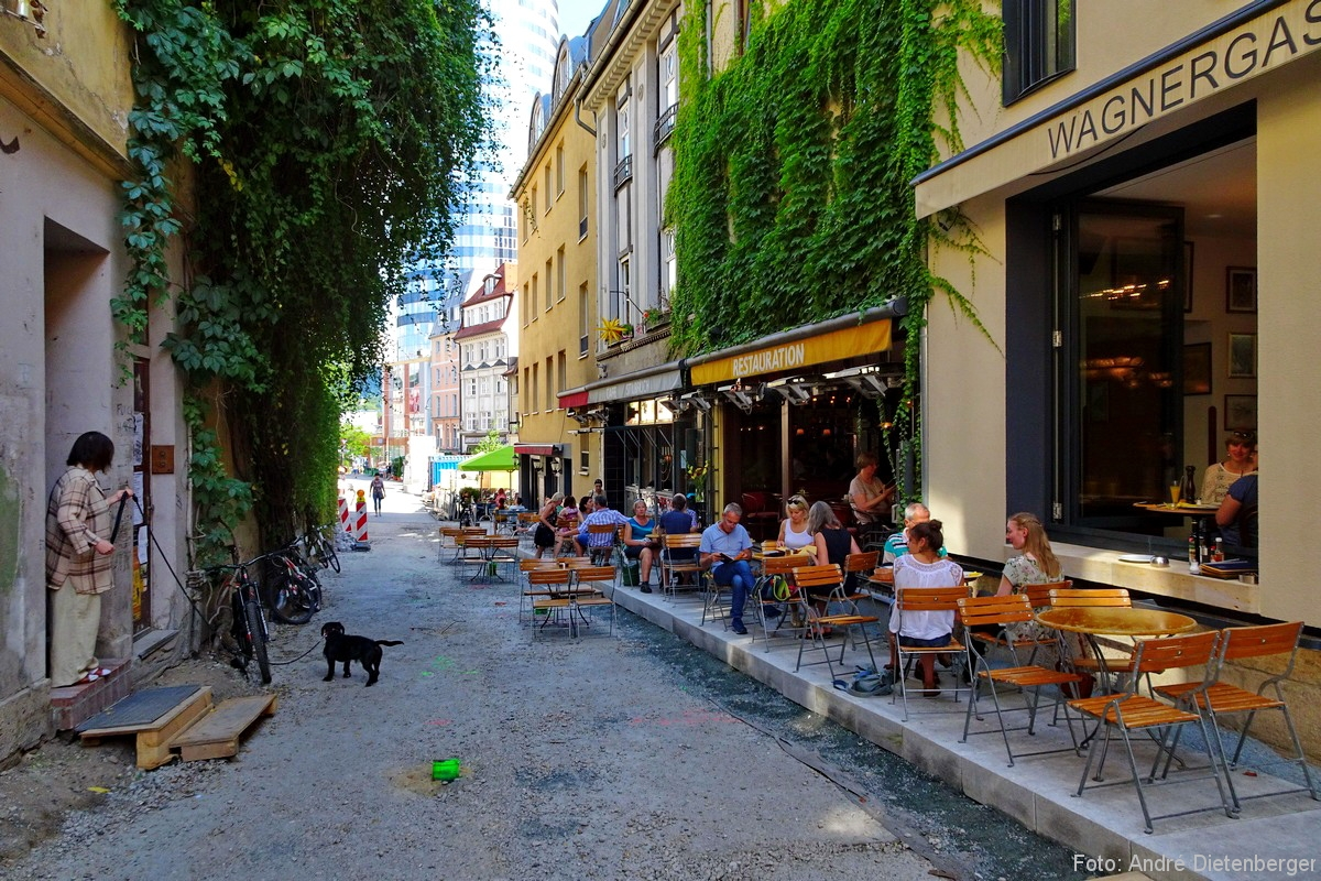 Kneipenmeile Wagnergasse