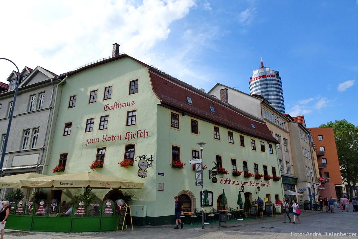 Gasthof zum roten Hirsch