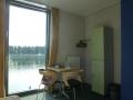 Jugendherberge Bremen - Sicht auf die Weser