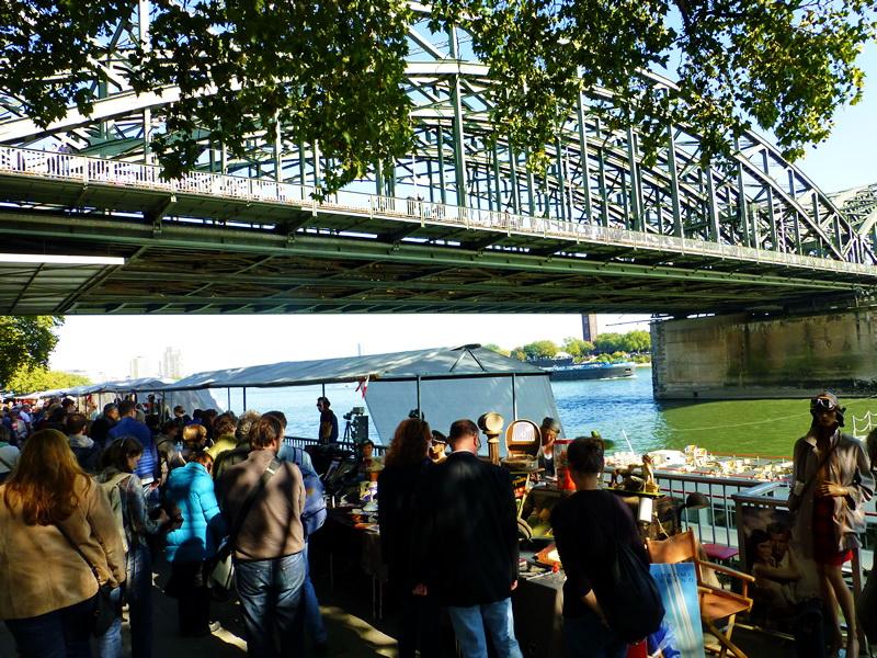Köln - Altstadtflohmarkt
