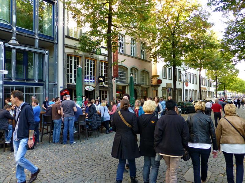 Köln - Kegelclubs