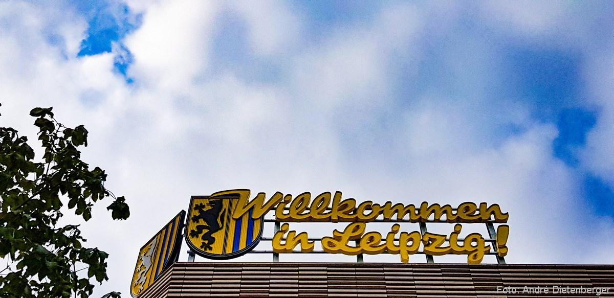 Wilkommen in Leipzig