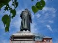 Gutenberg-Denkmal von hinten