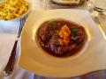 Colmar - Restaurant  Meistermann - Porcs Cuire (Schweinebacken)